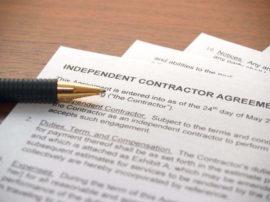 Independent Contractors Agreement